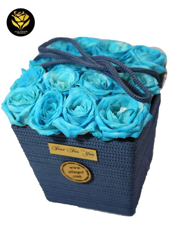 باکس کنفی گل رز