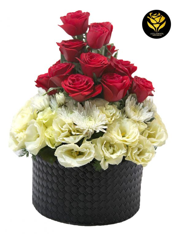 باکس گل گرد