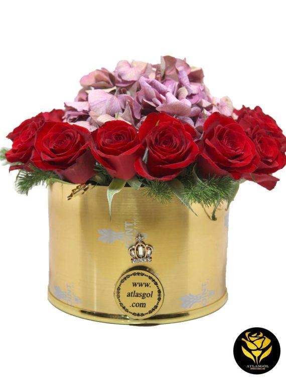 باکس طلایی گل