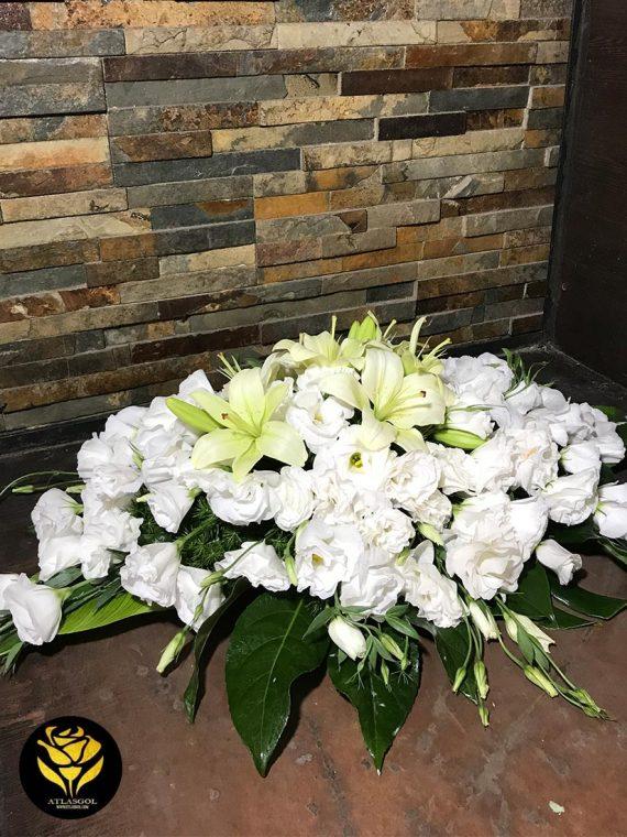 سبد گل رومیزی
