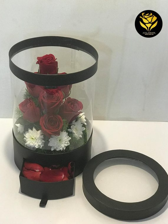 باکس گل مناسبتی