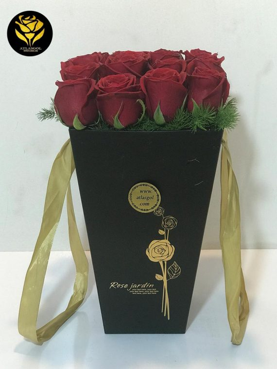خرید باکس گل فرانسوی