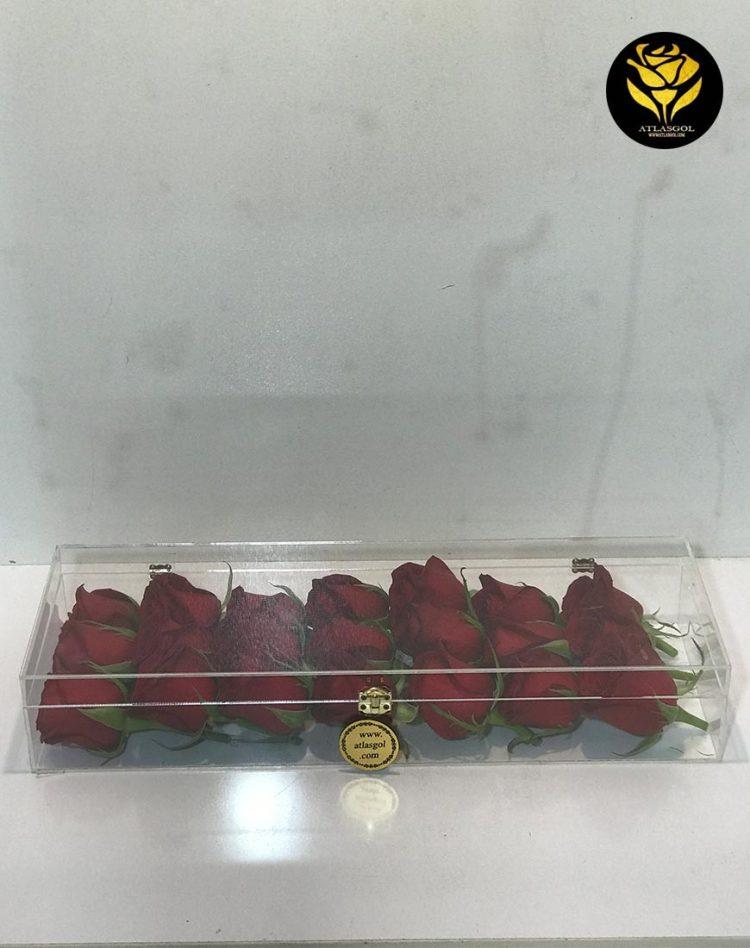 باکس گل جعبه ای