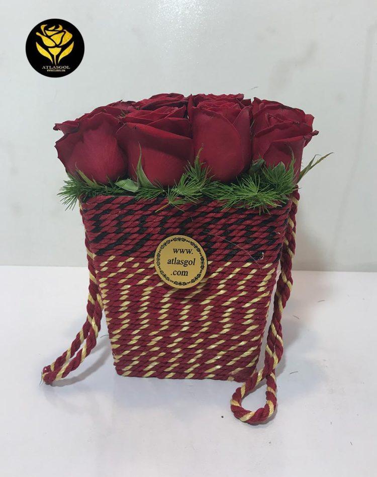 باکس گل کنفی