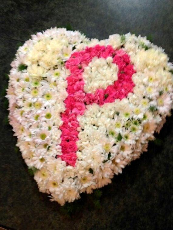 باکس گل قلب حروف کد 451